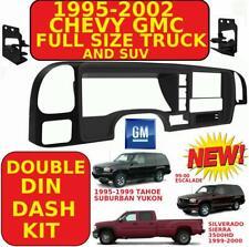 95 02 Gm Truck Amp Suv Double Din Car Radio Stereo Installation Dash Kit Dp 3003