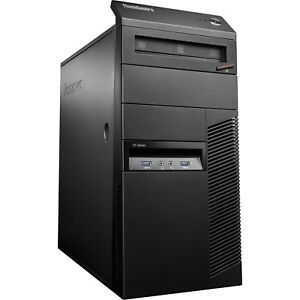 Lenovo-M93P-Tower-i7-3-4GHz-8GB-1TB-DVDRW-Computer-10A7QUS