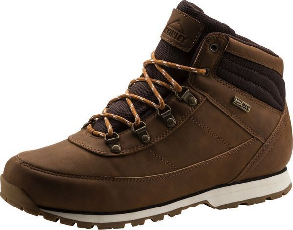 McKINLEY Herren Leder Winter Outdoor Stiefel David AQX AQUAMAX Stiefel 282189