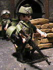 PLAYMOBIL SUBOFICIAL-WEHRMACHT-CUSTOM(FRONT-ORIENTAL-1942)-REF-0478 BIS