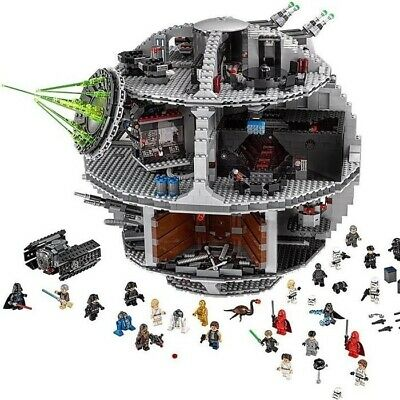 4016 Pieces Compatible Star Wars Death Star Space Station