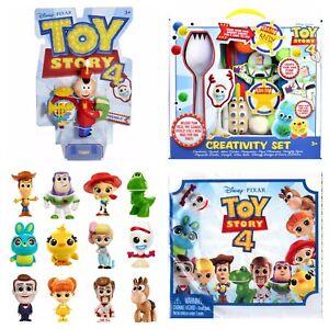 Disney-Pixar-Toy-Story-4-Toys-Tinny-Or-Mystery-Minis-Series-1-Or-Make-Forky-Set