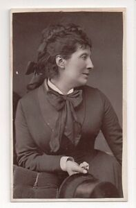 Vintage-CDV-Marie-Favart-French-Actress-Comedie-Francaise