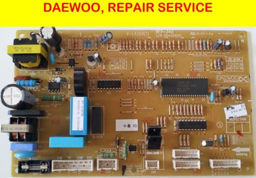 DAEWOO FR-415 417 RFP340 SERVICIO REPARACION PLACA ELECTRONICA FRIGORIFICO CLIMA