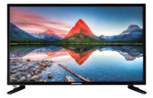 "MEDION P12304 Fernseher 59,9cm/23,6"" Zoll LED TV DVB-T2 Full HD Triple Tuner A"