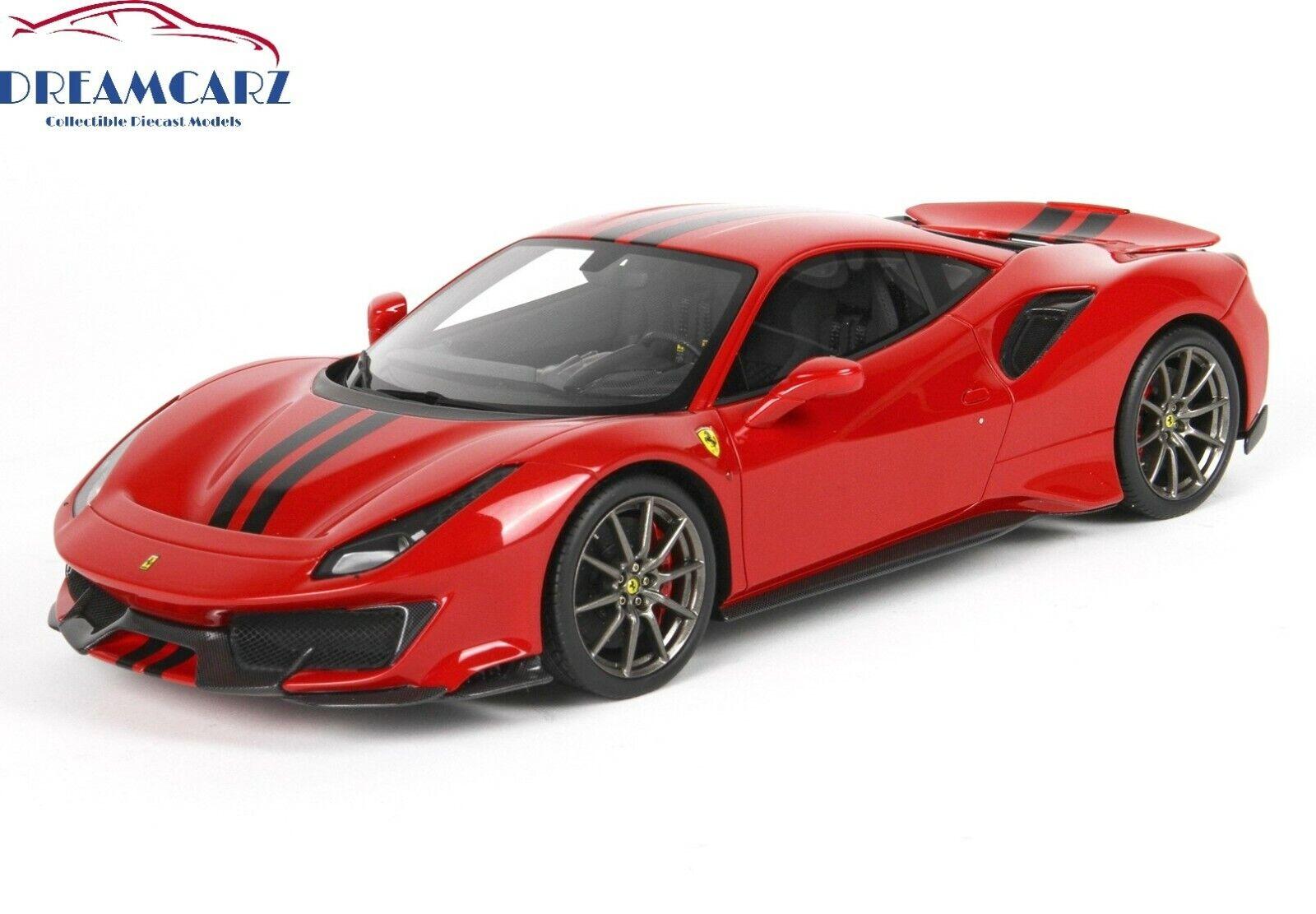 Bbr p18145 CFW 1   18 Ferrari 488 pista 2018 - muy pocas 32 ¡Bbr p18145 CFW 1   18 Ferrari 488 pista 2018 - muy pocas 32