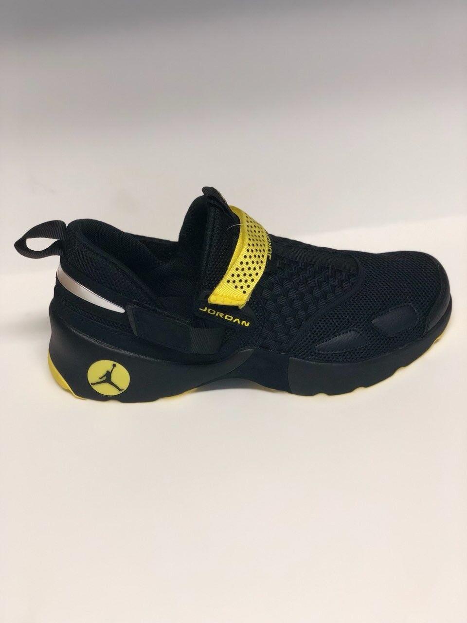 New Nike Air Jordan Trunner LX Thunder 10 Black Opti Yellow Size 10 Thunder (897992-031) Gp b8dee0