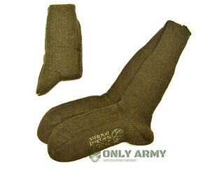 French-Army-Wool-Nylon-Blend-Socks-NEW-Boot-Sock-Thick-Warm-Winter-Thermal
