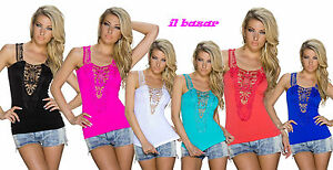top-elast-pizzo-macrame-6colori-tg-M-L-40-42-XL-XXL-42-44