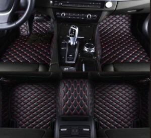 Car Floor Mats for Audi R8 Coupe 2 Seats 2016-2018 All Weather Carpet Custom-Fit