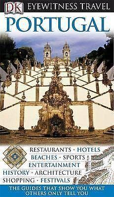 Portugal (Eyewitness Travel Guide)