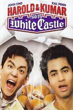 Harold & Kumar Go To White Castle (DVD, 2005) - New