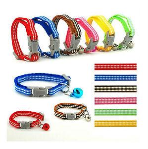 Welpenhalsband-Hundehalsband-Halsband-Hund-Zuechter-Nylon-Standardhalsband