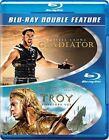 Troy/gladiator 0883929315635 With Brad Pitt Blu-ray Region a