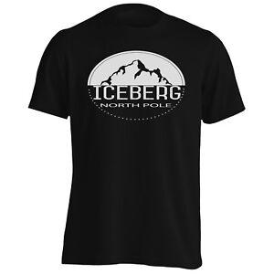 Iceberg-north-pole-Men-039-s-T-Shirt-Tank-Top-v227m