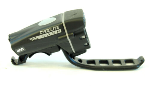 CYGOLITE DASH 460 USB RECHARGEABLE LED BIKE HEADLIGHT ROAD MTB COMMUTER