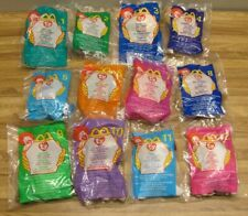 Unopened RARE 1998 McDonald's Ty Beanie Babies Complete Set of 12