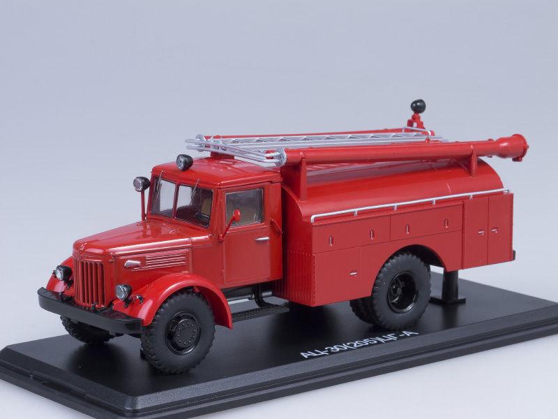 1 43 SSM MAZ-205 ATZ-30 Fire Engine SSM1132