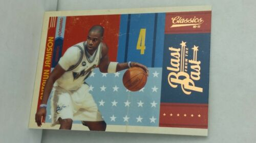2010-11 Classics Blast from the past-baloncesto cards-nba-elección//Selection