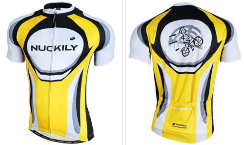 Men/'s New Cycling Bike Short Sleeve Top Clothing Bicycle Sportwear Jersey M-XXL