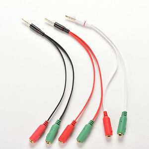 3-5mm-AUX-Audio-Mic-Splitter-Cable-Earphone-Headphone-Adapter-male-to-2Female-OT