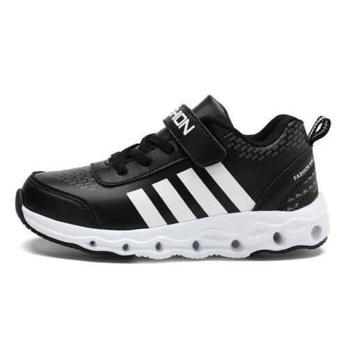 Kids Boys Walking Running Outdoor Sports Shoes Casual Fashion Athletic Sneakers