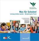 Was für Schulen! (2014, Kunststoffeinband)