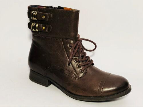 37 Boots Schuhe Größe Braun uk Stiefeletten Stiefel Clarks Leder 4 X74qwq