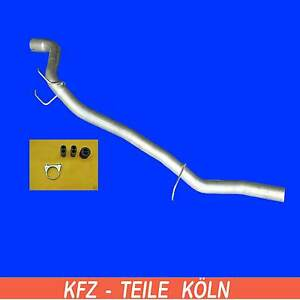Sistema-de-escape-OPEL-FRONTERA-A-2-4i-TUBO-KIT-MONTAJE