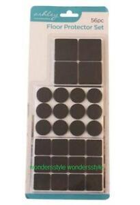 Image Is Loading 56pcs Self Adhesive ANTI SKID Furniture Pads Floor