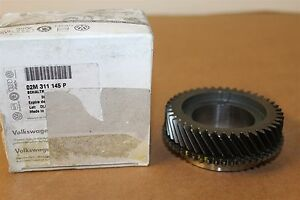 4th gear for various 6 speed VW Audi Skoda Seat 02M311145P New Genuine VW part