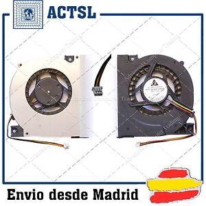 Ventilador 3 Pines Para Portátil Asus Bfb0705ha | Revisar Forma Y Conector Jjg32aeh-07222204-578584804