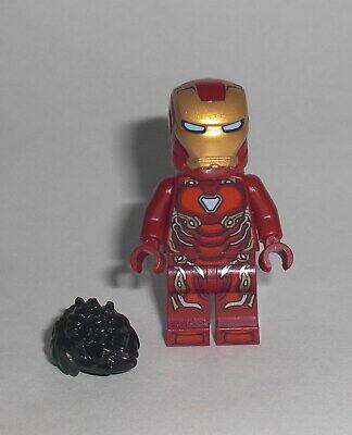 Figur Avengers Endgame Anzug Stark 76125 LEGO Super Heroes Iron Man MK 50