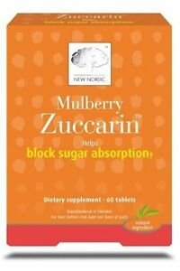 what is zuccarin diet with mulberry leaf supplement