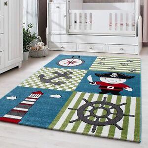 Enfants-tapis-KIDS-Playmat-Chambre-jeunesse-Tapis-0450-MULTI