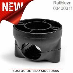 Railblaza-Rail-Fixation-Paire-pour-19-25mm-Fort-amp-Rapide-pour-03-4003-11-Noir