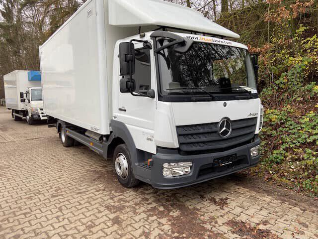 Mercedes Atego 816L med lift