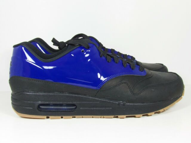 Nike Air Max 1 VT QS Deep Royal Men's Shoes NEW! Sz 9.5