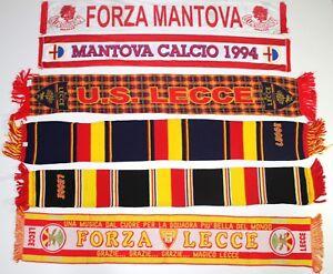 design popolare design innovativo a disposizione Details about Lecce Scarf Mantova Calcio Vintage Football Scarves Sciarpa  Italia Retro Serie A