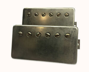PAF-Humbucker-Set-Aged-Nickel-Tyson-Tone