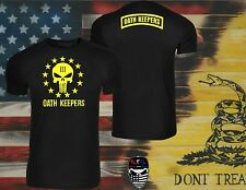 Oath Keeper,t shirt,We are everywhere,2A,Military,Militia,III%,Molon Labe,DTOM