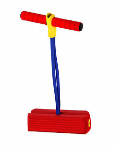Kidoozie Foam Pogo Jumper – Fun and Safe Play – Encourages an Active Lifesty
