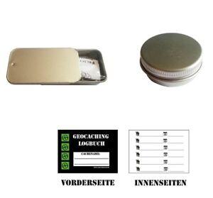 2-x-magnetische-Dose-Geocaching-Versteck-Geocache-Micro-Magnet-Dose-Logbuch