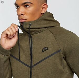 c1dd8ff5a2b8 Image is loading Nike-Tech-Pack-Tech-Fleece-Windrunner-FZ-Hoodie-