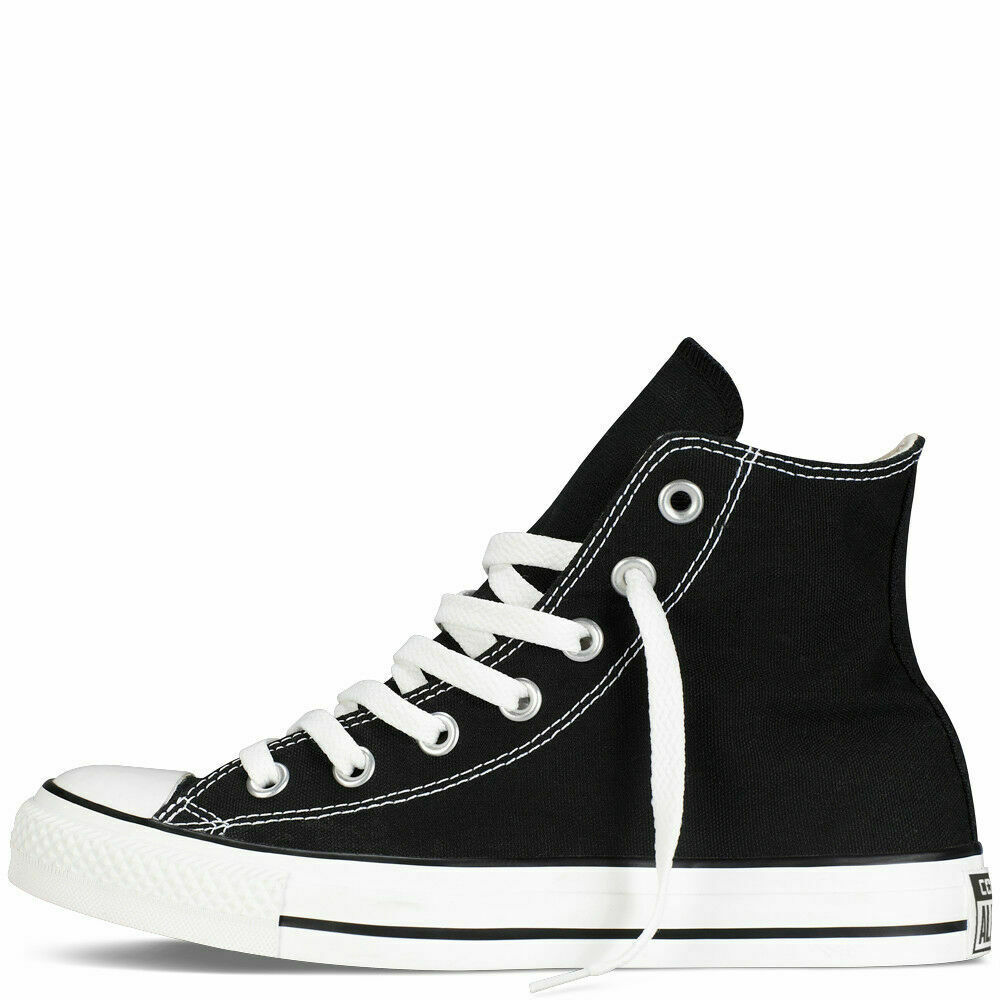 Womens Mens Authentic Classic Athletic Sneakers Low High Top Casual Canvas Shoes 5