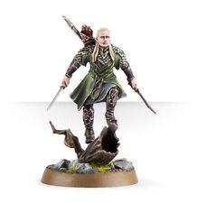 WARHAMMER LOTR - LEGOLAS GREENLEAF - Señor Anillos Hobbit - Hojaverde Mirkwood