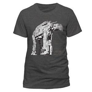 Oficial-de-Star-Wars-8-el-ultimo-Jedi-guerrilla-Walker-T-Shirt-Gris-S-M-L-XL