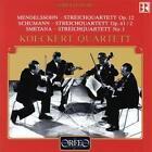 Streichquartette op.12/op.41,2/Aus meinem Leben von Koeckert Quartett (1993)