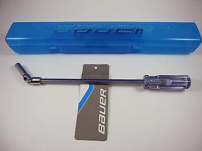 Case Holder Runners Bauer Tuuk Lightspeed LS Service /& Travel Kit Wrench Tool