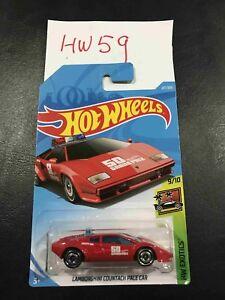 Hot-wheels-Hotwheels-Lamborghini-Countach-Pace-Car-NEW